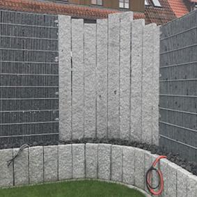 Pantina Gartenbau Sichtschutz Beispiel 2