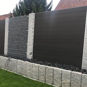 Pantina Gartenbau Sichtschutz Beispiel 1