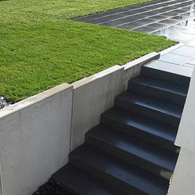 Pantina Gartenbau Stufen Beispiel 7