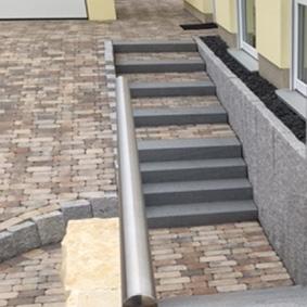 Pantina Gartenbau Stufen Beispiel 6