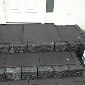 Pantina Gartenbau Stufen Beispiel 2