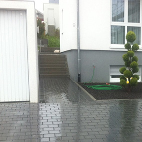 Pantina Gartenbau Stufen Beispiel 5
