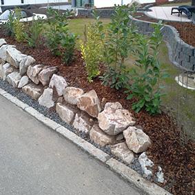 Pantina Gartenbau Gartengestaltung Beispiel 2