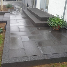 Pantina Gartenbau Stufen Beispiel 3