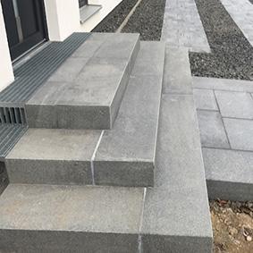 Pantina Gartenbau Stufen Beispiel 1