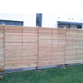 Pantina Gartenbau Sichtschutz Beispiel 3