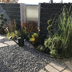 Pantina Gartenbau Sichtschutz Beispiel 6