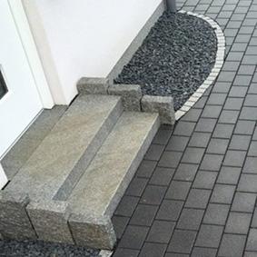 Pantina Gartenbau Stufen Beispiel 8