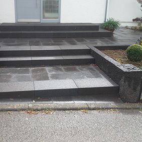 Pantina Gartenbau Stufen Beispiel 4
