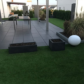 Pantina Gartenbau Terrassenbau Beispiel 2