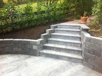 Pantina Gartenbau Stufen Beispiel 10